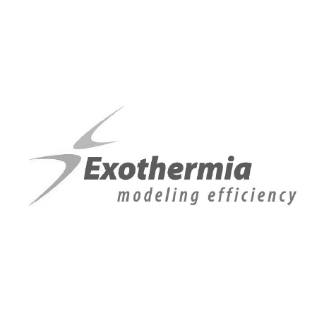 Go to the website of our client -Exothermia (external link - opens in new tab)