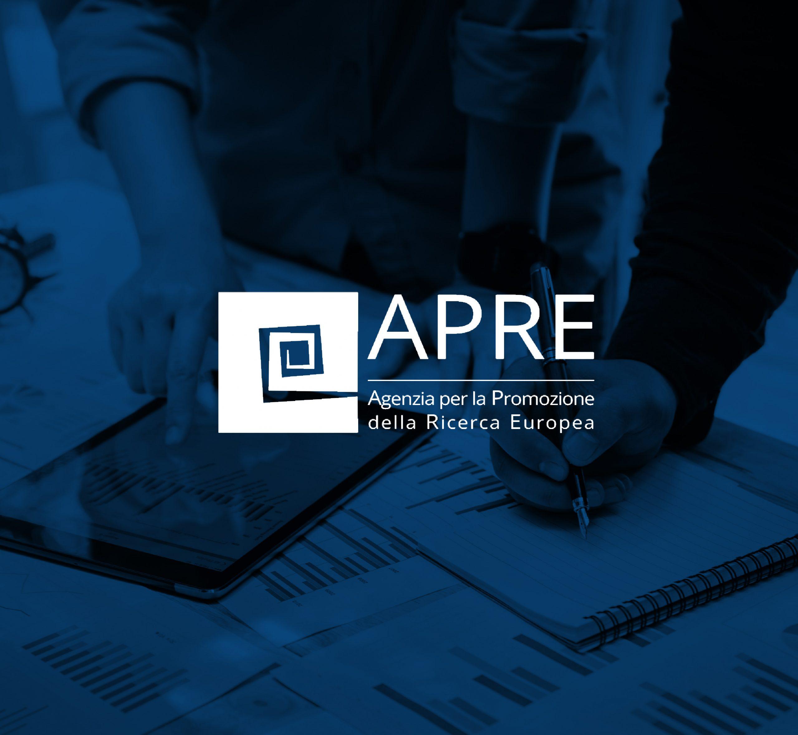 "Logo of the company ""APRE"""