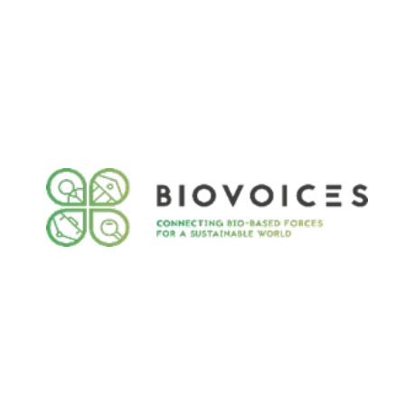 """Logo of the project """"BIOVoices"""""""