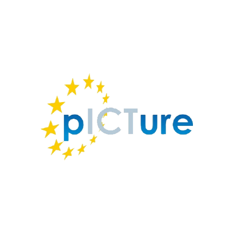"""Logo of the project """"PICTURE"""""""