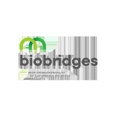 "Logo of the project ""BIOBRIDGES"""