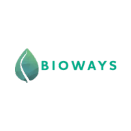 """Logo of the project """"BIOWAYS"""""""