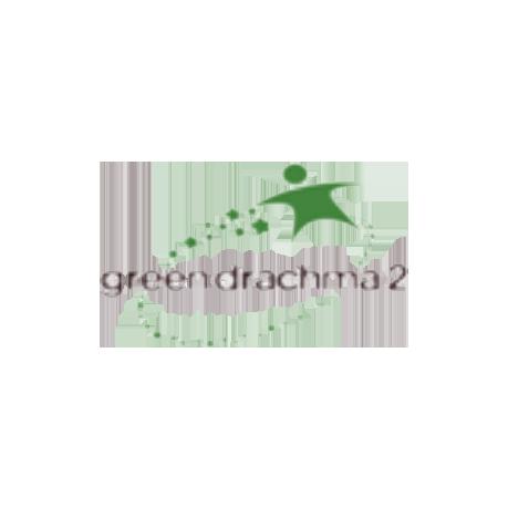 "Logo of the project ""GREEN DRACHMA II"""