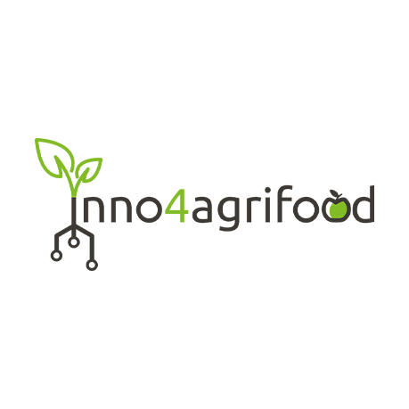 """Logo of the project """"INNO-4-AGRIFOOD"""""""