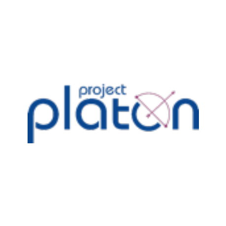 """Logo of the project """"PLATON"""""""