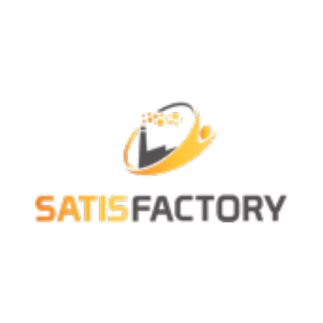 """Logo of the project """"SatisFactory"""""""